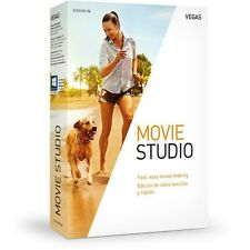Sony Vegas Movie Studio 14 Video Editing **NEW Full Retail * Electronic Download