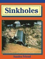 Sinkholes by Sandra Friend (Paperback)