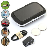 GSM/GPRS/GPS Spy Car Truck Magnet Tracker Vehicle Tracking System Device Logger