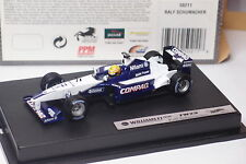 HOT WHEELS WILLIAMS FW23 RALPH SCHUMACHER 1/43