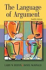 Language of Argument