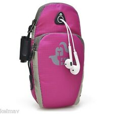 Knight Waterproof Mobile Phone Pouch (Pink)
