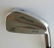 MIZUNO Grain Flow Forged MP32 6 Iron True Temper R300 Steel Shaft MP-32