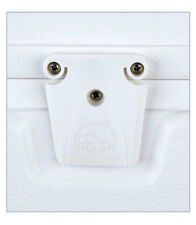 NEW! IGLOO Latch Set With Post White 24013