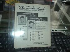 March 1969 The Trader Speaks Baseball Card Pub Mickey Mantle early issue #5