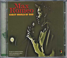 MAX ROMEO CRAZY WORLD OF DUB NEW CD £9.99