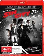 Sin City 2 - A Dame To Kill For 3D : NEW Blu-Ray 3-D / 2D