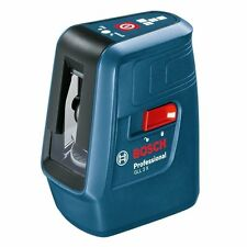 Bosch GLL3X Professional Laser Self-Level Units of measurement