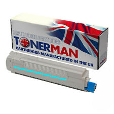 Re-Manufactured Cyan Toner Cartridge for Oki C8600/C8650/C8800: 43487711: 6k