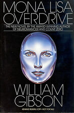 Mona Lisa Overdrive by William Gibson - 1988 Advance Reading Copy