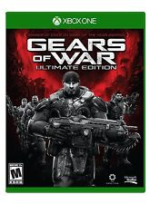 NEW Gears of War Ultimate Edition (Microsoft Xbox One, 2015)