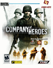 Company of Heroes STEAM Key Pc Game Download Code Computer Spiel Blitzversand