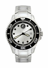 AFL Carlton Blues All Stainless Steel Gents Watch FREE SHIPPING