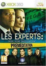 LES EXPERTS  :  PREMEDITATION            -----   pour X-BOX 360