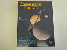 Celestial BASIC – Astronomy on your Computer 1979 Star Charts Programming