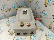 SQUARE D CHU362 SERIES F1 TYPE 1 60 A 600 V HEAVY DUTY ENCLOSED SWITCH