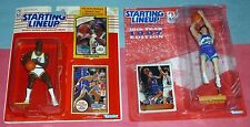 1990 1997 UTAH JAZZ lot Karl Malone John Stockton FREE shipping! Starting Lineup