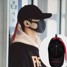 KPOP LUHAN EXO Long Strap Back Baseball Hat Snapback Hip Hop Cap Adjustable