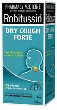 DJP NEW Robitussin Dry Cough Forte 200mL