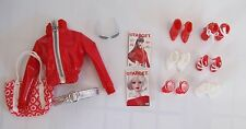 BARBIE BASICS RED COLLECTION LOOK # 2 TARGET EXCLUSIVE