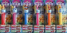 PEZ - WINNIE POOH set of 6 - CLICK`N PLAY - Mint on Card (MOC) - L@@k