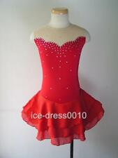 Gorgeous Figure Skating custom Ice Skating Dress Brand New #5488 size 16, S