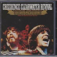CREEDENCE CLEARWATER REVIVAL - CHRONICLES - THE GREATEST HITS - CD