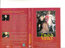 Divine Mercy:No Escape-The Life Of Saint Maria Faustina-Religion Christian-DVD