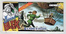 fumetto striscia - IL GRANDE BLEK serie inedita numero 142