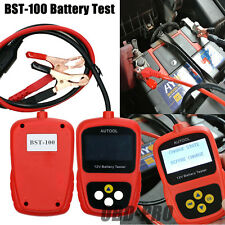 AUTOOL BST-100 Car Battery System Tester Lead Acid Cranking Test AGM GEL 12V