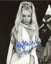AUTOGRAPHE SUR PHOTO 20 x 25 de Mylène DEMONGEOT (signed in person)