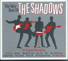 The Shadows - The Very Best Of - 62 Original Recordings (3CD 2013) NEW/SEALED