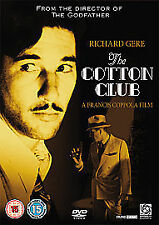 The Cotton Club (DVD, 2008) Francis Coppola