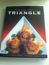 American Express Presents Top Chefs of the Triangle (1996, Hardcover) STORE#3260
