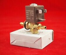 Gas flow solenoid 240V AC Gas/Air flow solenoid valve, Bobthewelder + FREE P&H