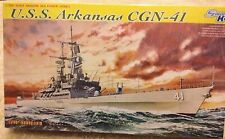 1/700 USS Arkansas (CGN-41) Virginia class cruiser - Cyber Hobby #7124 Smart Kit