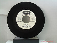 HONEY & THE BEES-(45)-PROMO-HELP ME(GET OVER MY USED TO BE LOVER)/SAME SONG-1970