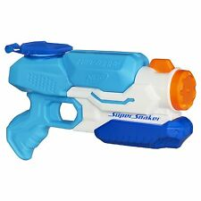 Nerf Super Soaker Freezefire Blaster Squirt Gun Water Kids Cool Fun Pool Toy New