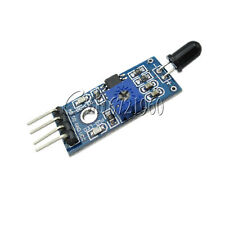 2Pcs IR Infrared Flame Detection Sensor Module 4PIN Flame Sensor