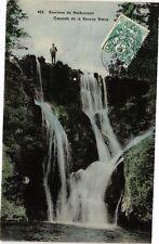CPA  Environs de Malbuisson  - Cascade de la Source Bleue    (183744)
