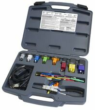 New Lisle Master Relay and Fused Circuit Test kit w/ switch and leads #69300
