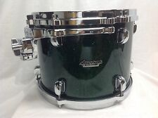 "Tama Starclassic Bubinga 12"" Diameter X 9"" Deep Mounted Tom/Jade Sparkle/NEW"