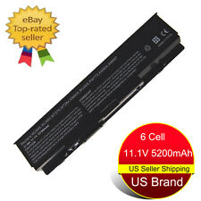 New 6 Cell Battery for Dell studio 15 1535 1536 1537 1555 1557 1558 WU946 PP33L
