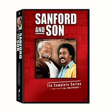 Sanford and Son: The Complete Series [17 Discs] [Hub (2008, DVD NEUF)17 DISC SET