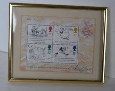 Stamp World London 1990 A Nonsense Song Edward Lear Cat Kitten Kitty
