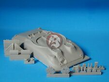 Tank Workshop 1/35 M4A1 Sherman Early Cast Upper Hull with Small Hatches 350075