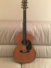 Martin 000-28H Custom 2010 Herringbone Acoustic-Electric Guitar NICE!