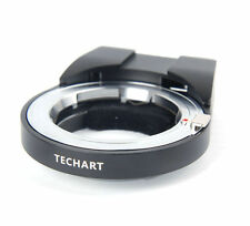 Newest 5.0 version TECHART AF Adapter for Leica M Lens to Sony a7RII a6500 a6300