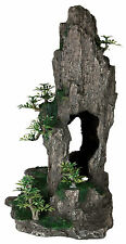 Grande taille rock & bonsai arbres poisson grotte aquarium ornement fish tank décoration