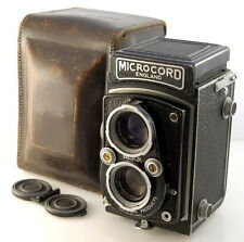 MPP Microcord with 77.5mm F3.5 Ross Xpres Lens. 120 TLR 6x6 Medium format